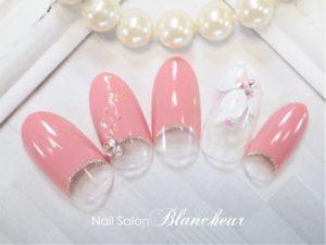 渋谷桜丘町 Nail Salon Blancheur 12月クーポン